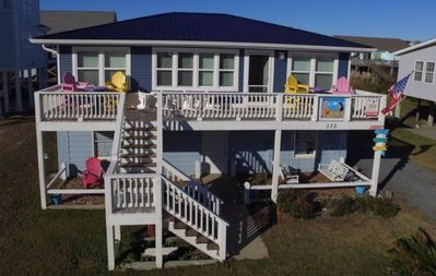 Photo for Sandy Bottoms: Classic Beach Home Newly Remodeled!