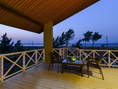 Photo for Lake View Holiday Villa Near Sula Vine Yard With 3 BdRms