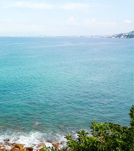 Photo for ¡Endless sunsets! · 3 Bedroom | 3 bathroom and beachfront condo