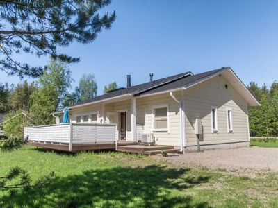 Photo for Vacation home Vilpola in Sotkamo - 12 persons, 4 bedrooms