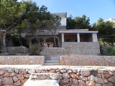 Photo for Apartment in Sveta Nedilja (Hvar), capacity 4+0