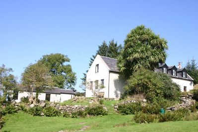 Main house and separate cottage