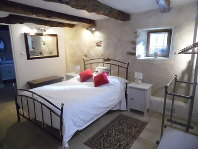 Photo for 1 bedroom appartment on the ground floor of a French farmhouse.
