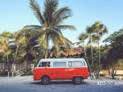 Photo for Combi vw westfalia Rental Riviera Maya Tulum