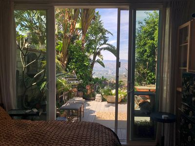 Photo for Exclusive Hollywood Hills PRIVATE Guest Quarters with Spectacular Views!