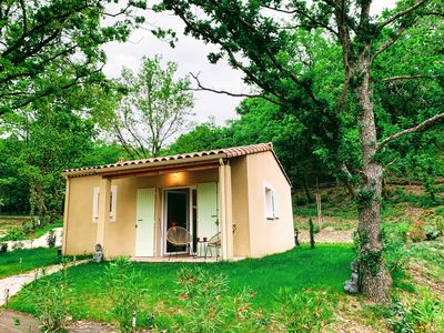 Photo for A pretty cottage in the heart of the Drôme Provençale