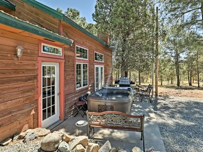 Photo for Cozy 'Big Bear Lodge'-Large Cabin w/Hot Tub & View