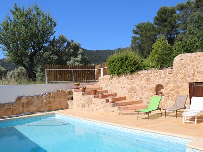 Photo for Villa without vis-à-vis, panoramic view, 4 rooms 3 stars ministerial