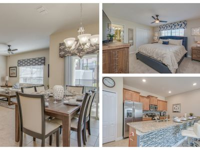 Photo for 9 Miles to Disney World! Family-sized TownHome w/ Private Pool