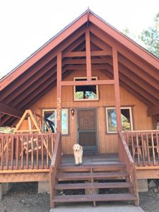 Cozy Cabin in the pine trees in Historic Williams, AZ. Close to town/ Bearizona!