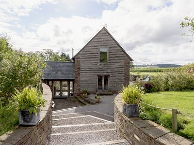 Photo for 6 bedroom accommodation in Broad Oak, Ross-on-Wye