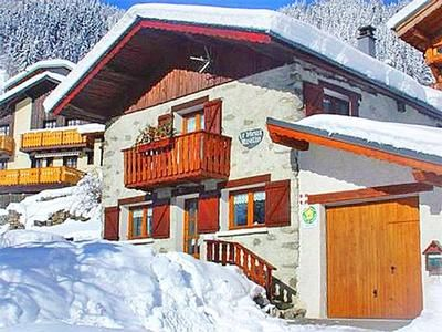 Photo for Holiday house Champagny en Vanoise for 10 persons with 3 bedrooms - Holiday house