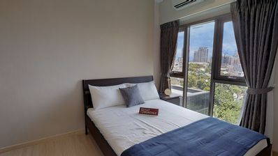 Photo for 【Whizdom Connect Sukhumvit : Condo】∎1BR∎F/FURN∎BTS Punnawithi