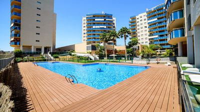 Photo for Luxury 3 Bedroom Apartment with Communal Pool and WIFI