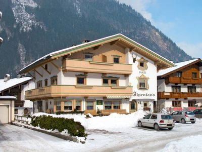 Photo for Apartment Alpenland (MHO254) in Mayrhofen - 3 persons, 1 bedrooms