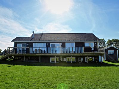 Photo for Brand New Beach House with A/C, Remaining Weeks now Discounted to $2300 CDN!