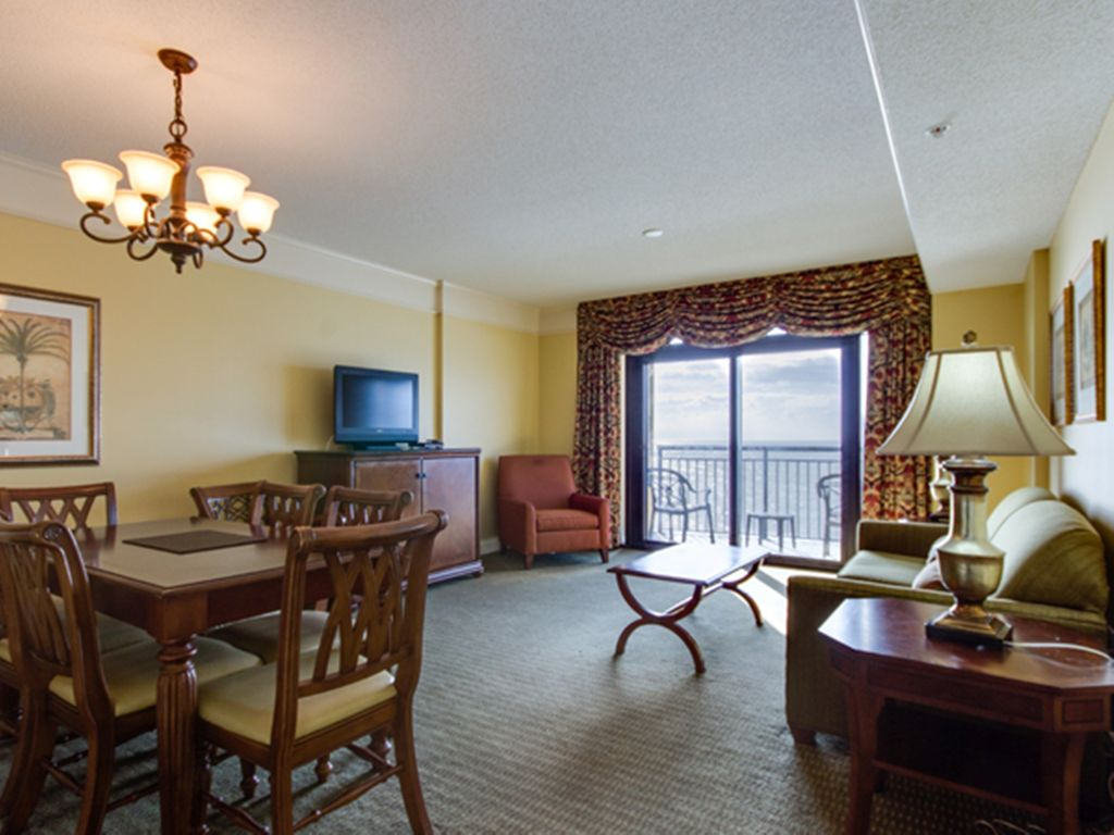 Beautiful 2 Bedroom Oceanfront On The Beach In The Beautiful Anderson Ocean Club Myrtle Beach