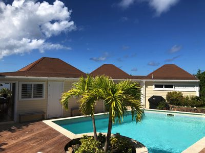 Caribbean treasure only minutes from Lorient Bay