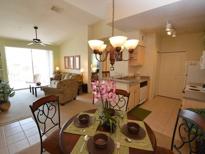 Photo for POOL VIEW, 4 Miles From Disney, Gated Resort with security, family friendly