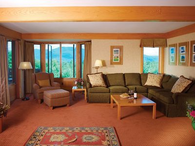 Photo for Ski chalet Guest house at the Trapp Family Lodge with X-C ski passes
