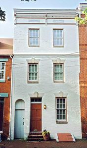 Photo for Lancaster House-Restored Circa 1795 Townhouse in Fell's Point