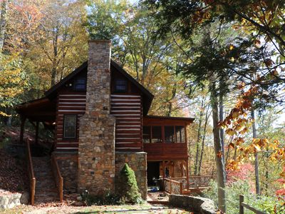 Photo for Elk River Cabin*Hot Tub*Sauna*Pet Friendly*Great Views*Private*Sleeps 6*