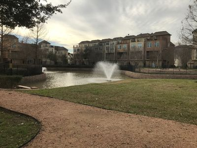 Photo for Super Bowl Ready Town Home - 1.8 miles from NRG stadium!! 2 bedrooms / 2.5 bath