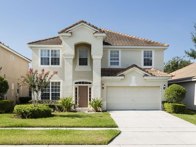 Photo for Beautiful South Facing Pool Home with Family Games Room & Kids Bedrooms