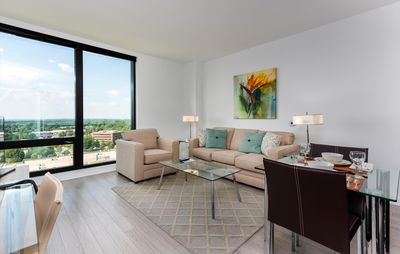 Photo for Large | 1 BR Apartment | Reston Town Center | near Dulles Airport | by GLS