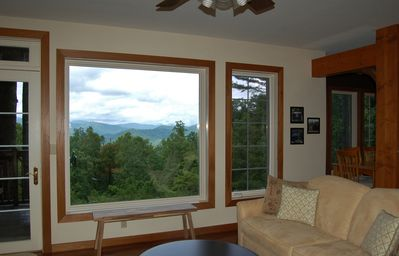Photo for Enjoy beautiful mountain views at this condo in Mountain Air, Burnsville, NC!