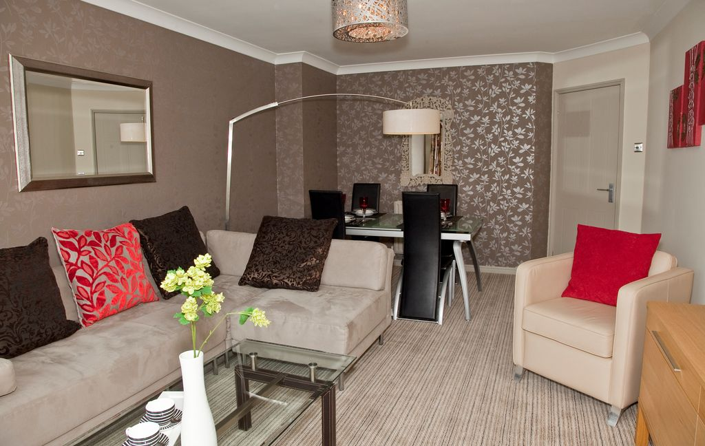 Park Court Harrogate 2 Bedroom Apartment With Stray Views And Secure Parking