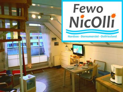 Photo for Duplex-Fewo • 17m²BLK • Garage f. Bicycles • Free Wi-Fi • (excl. HE)