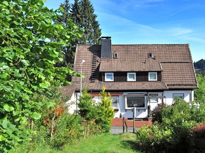 Photo for Large apartment in Wildemann in the Upper Harz, at the edge of the forest