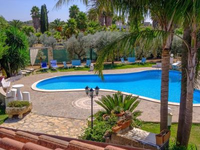 Photo for Vacation home villa venere in Racale - 10 persons, 5 bedrooms