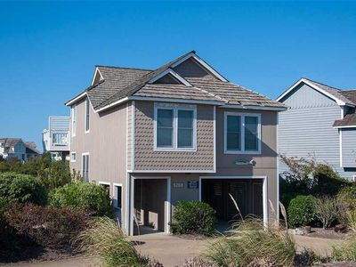 Photo for Gone Fishin: Beautiful home overlooking the golf course in Nags Head