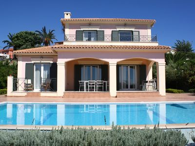 Photo for EXCLUSIVE LUXURY VILLA - STUNNING VIEW - PRIVATE POOL