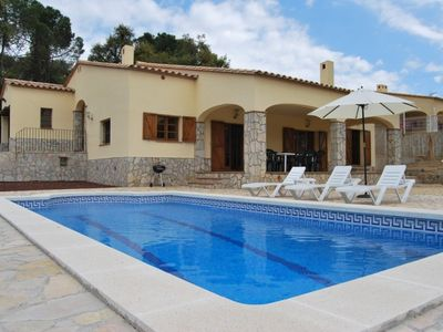 Photo for Club Villamar - Nice 3-bedroom house with private swimming pool