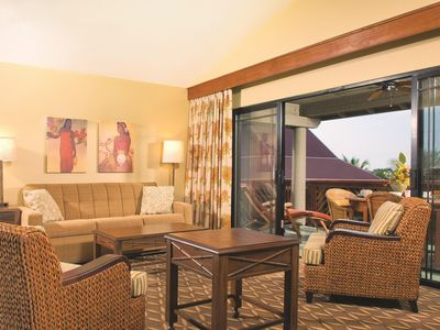 Photo for Kailua-Kona, HI: 2BR Condo, Beachside Resort w/Pools, Activities & Water Sports