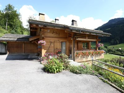 Photo for Apartment in a cottage in Grand Bornand