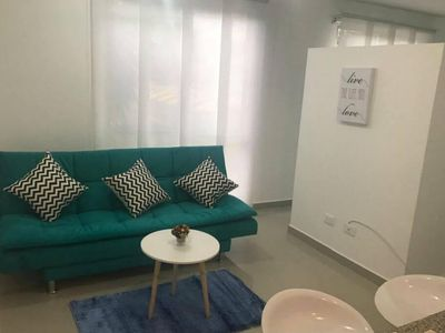 Photo for Excellent location for clean and safe 1 bedroom apartment in Pereira