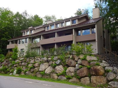 Photo for Loon Mountain House, Great Views, Internet, Pools