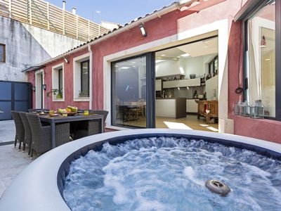 Photo for Aura Apartment, with private Jacuzzi and terrace