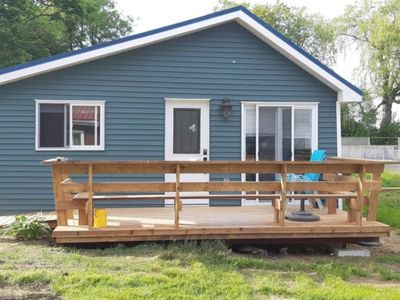 Photo for Stoneburg Cove Resort - New! Renovated! Cottage - Lakeview close to pool and lake