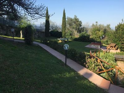 Photo for Apartment Podere L'Orsinghi App. C  in Ravi, Tuscany Coast - 5 persons, 3 bedrooms