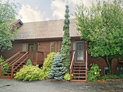 Photo for Town home with Gorgeous Lake & Ski Slope Views & Indoor Community Pool!