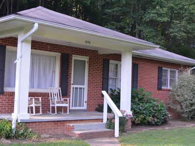 Photo for 3BR Cottage Vacation Rental in Robbinsville, North Carolina