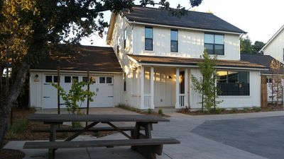 Photo for Beautiful Farmhouse in Downtown Sonoma