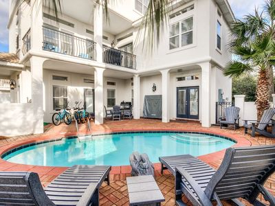 Photo for 63 Longue Vue Drive by Royal Destinations Gated-Private Pool-South 30A-Views!