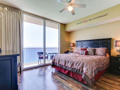 Photo for Luxury 28th Floor Penthouse-Gulffront Master-30 Foot Balcony-Free Beach Service