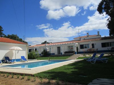 Photo for Quinta do Caracol-2 fully equipped houses. Ideal for 2 families or groups